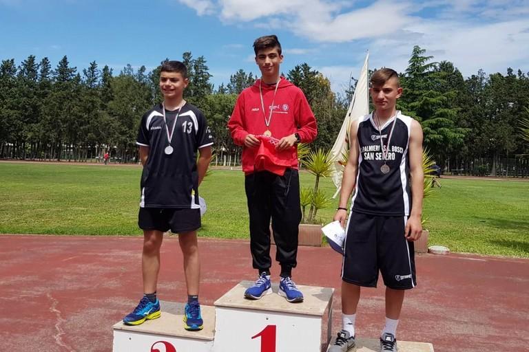 Giuseppe Mastandrea è campione di Puglia
