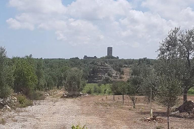 Torre Sant'Eustachio. <span>Foto Domenico Carbonara</span>