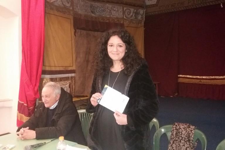 Francesca Galizia alla