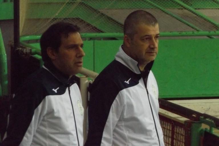 Franco Faele e Marcello Magalhaes