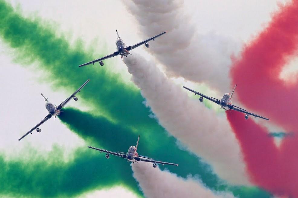 Rinviato lo spettacolo delle Frecce Tricolori a Giovinazzo e Molfetta
