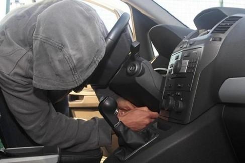 I furti d'auto