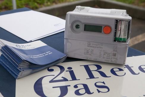 I contatori elettronici del gas