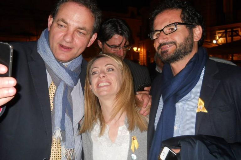 """Fratelli d'Italia, Melchiorre e Gemmato giurano """"di non tradire"""""""