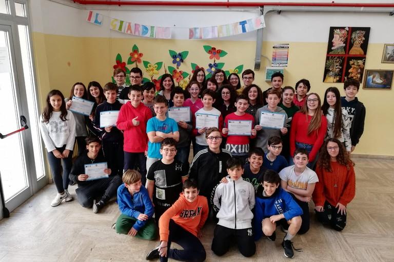 I partecipanti alle semifinali. <span>Foto Achille Mena</span>