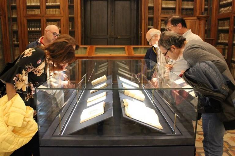 Tanti visitatori al Museo Diocesano
