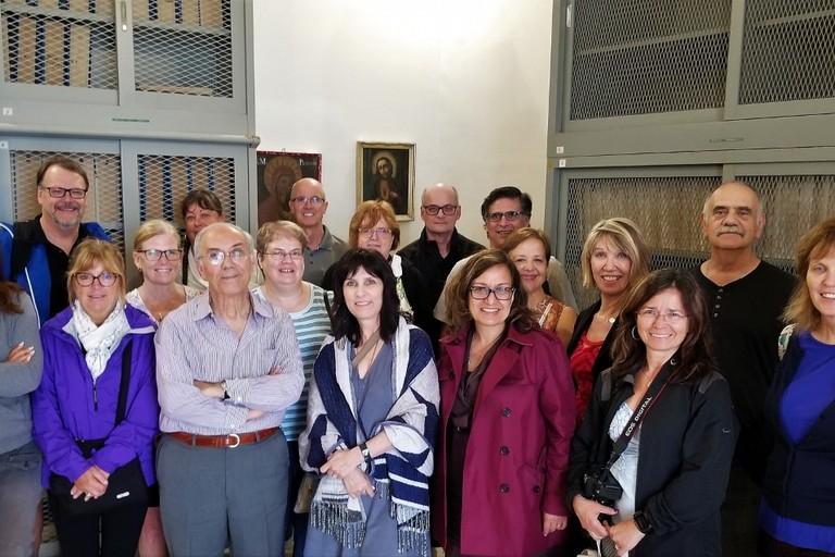 Foto di gruppo finale