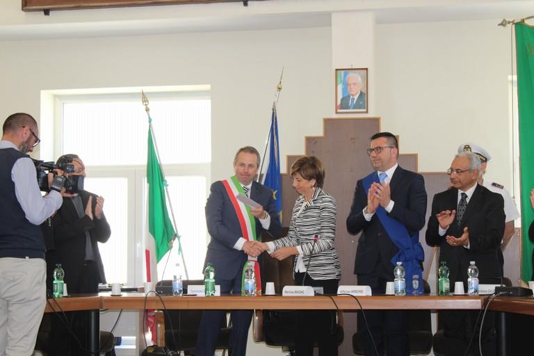 Giovinazzo diventa Città (Foto Gianluca Battista)