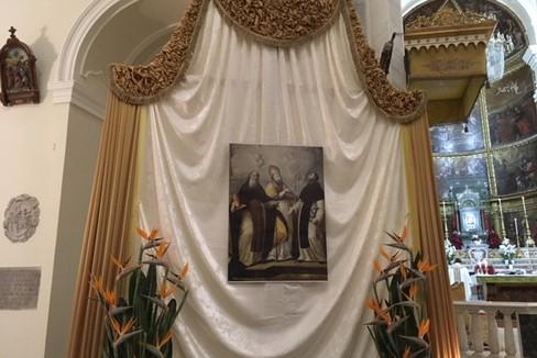 Ieri la festa liturgica di Sant'Antonio Abate. <span>Foto Marzia Morva</span>