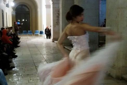 Moda in Festa. <span>Foto Giuseppe Valente</span>