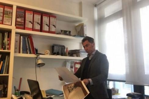 L'Architetto Paolo Maffiola (Foto Studio Maffiola)