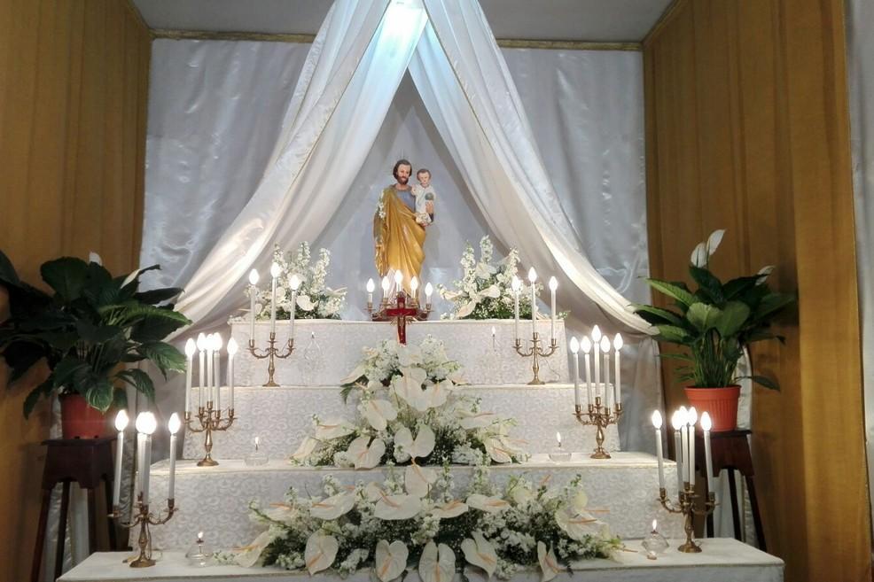 L'Altarino di via Marziani