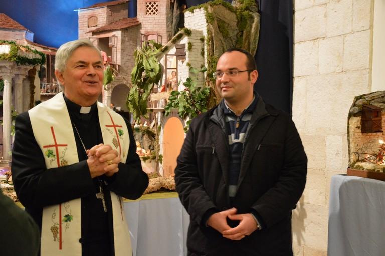Mons. Cornacchia a Giovinazzo