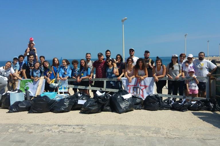 I volontari di L.E.D. Giovinazzo