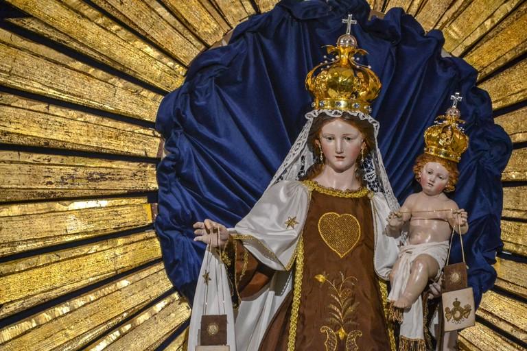 La Madonna del Carmelo