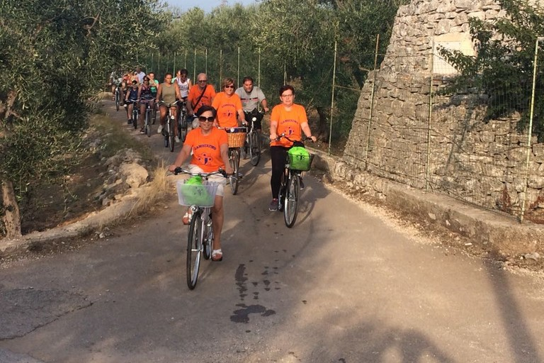 In bicicletta per l'agro giovinazzese
