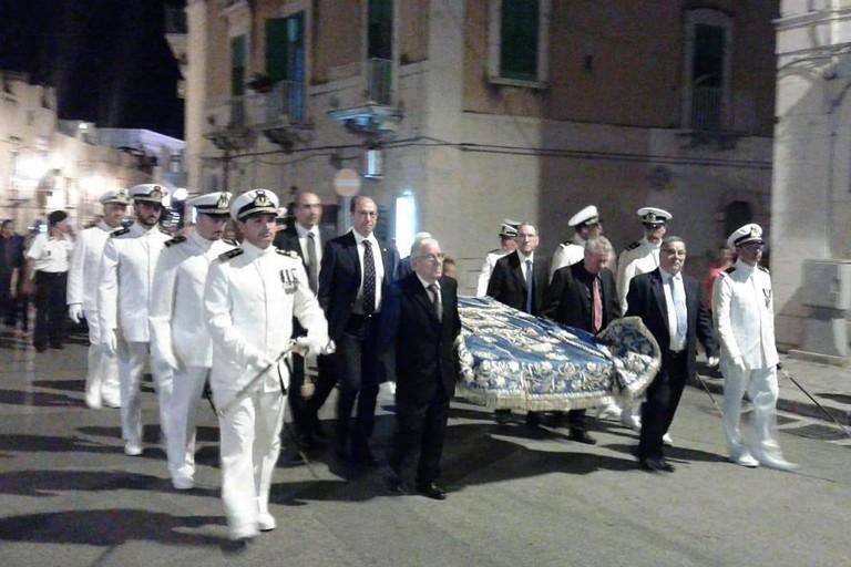 Il passaggio in via Cappuccini. <span>Foto Gabriella Serrone</span>
