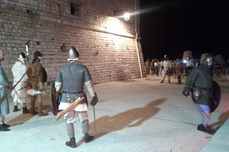 Soldati a Levante. <span>Foto Gabriella Serrone</span>