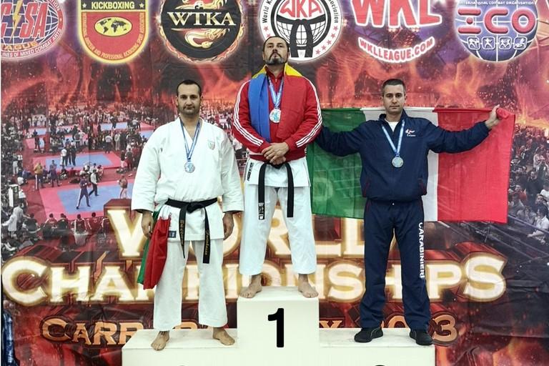 I karateka della Shinjukan Dojo sugli scudi al Wtka 2018