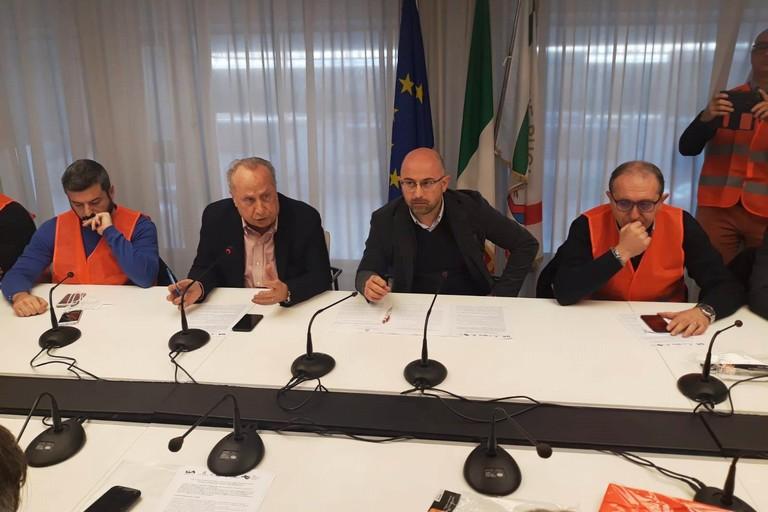 Domenico Damascelli in commissione