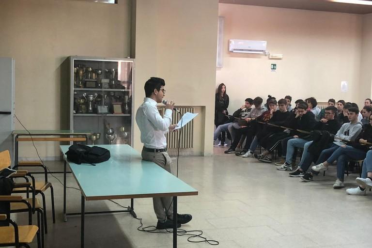L'Assemblea degli studenti