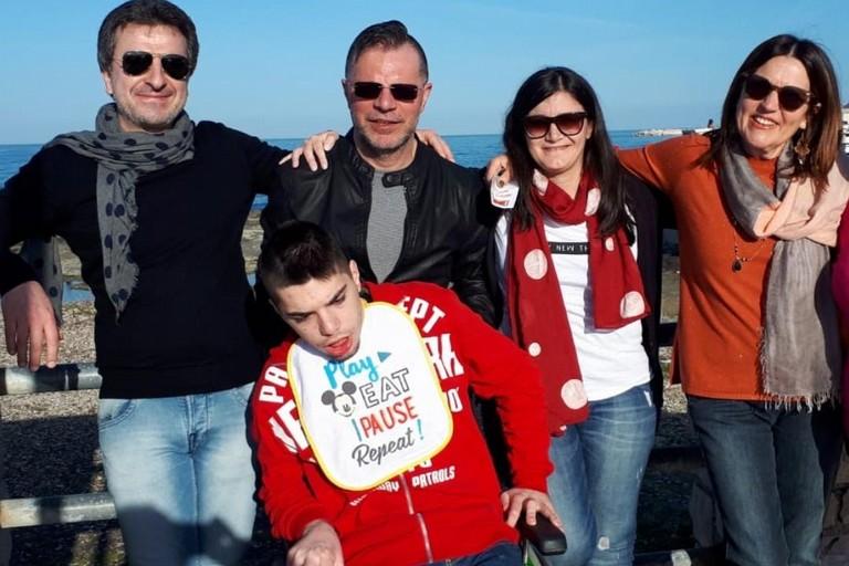 I Consiglieri di Pva con Gianni e Antonio. <span>Foto PVA</span>