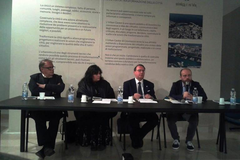 Uno scatto dalla presentazione. <span>Foto Gabriella Serrone</span>
