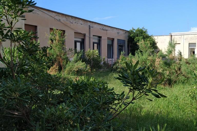 L'ex scuola Giuseppina Pansini