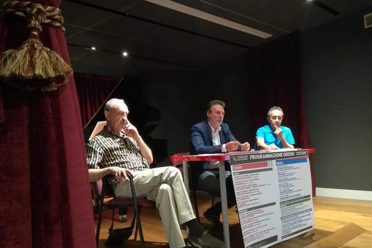 La presentazione del programma. <span>Foto Fondazione Defeo Trapani</span>