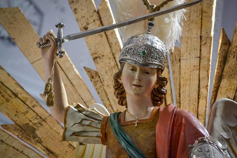 San Michele Arcangelo. <span>Foto Lorenzo Cannato</span>