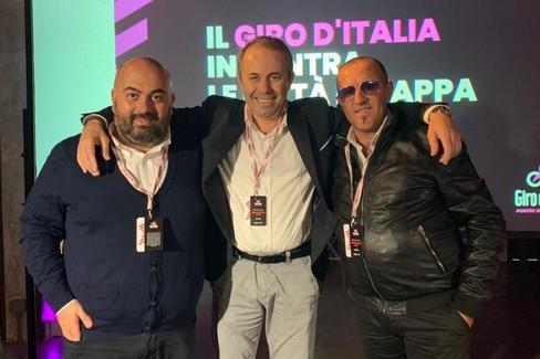 Depalma, Del Giudice e Lasorsa a Milano