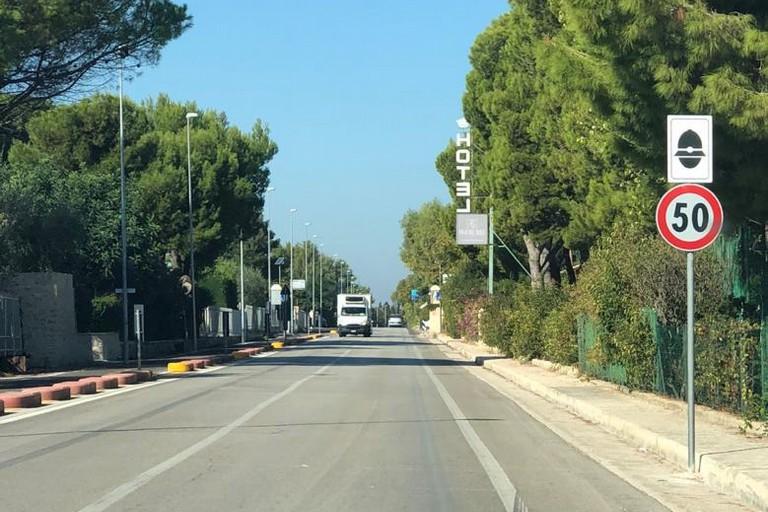 La ex strada statale 16 Adriatica