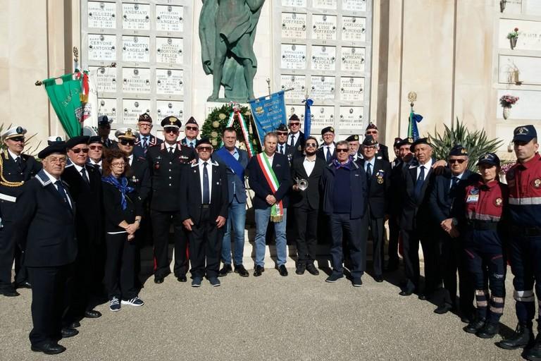 Festa delle Forze Armate. <span>Foto Raffaele Turturro</span>
