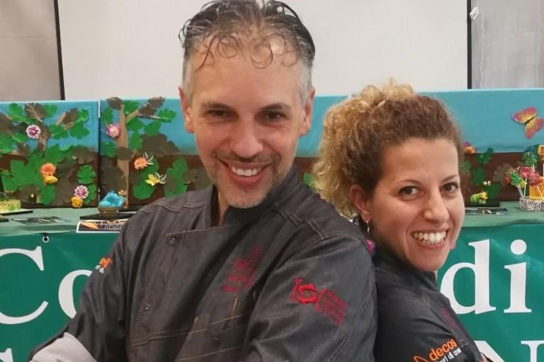 Nicola Giotti e Damaride Russi