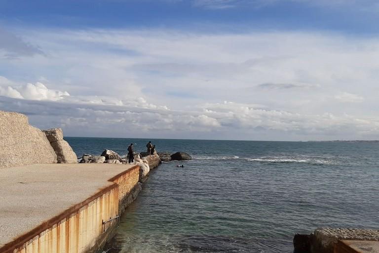 Le operazioni dello SDAI Taranto. <span>Foto F.B. </span>