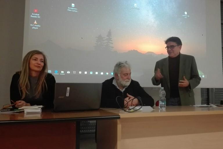Nicola De Matteo a Matera