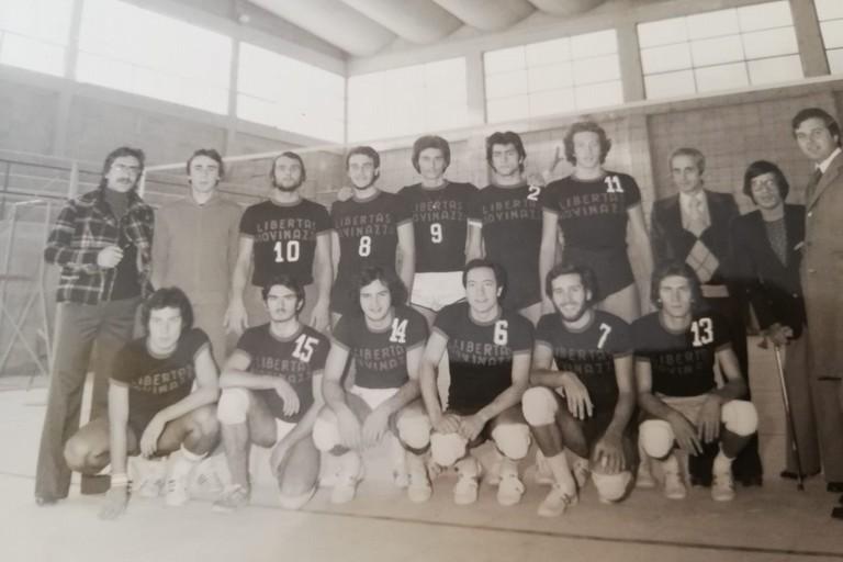 La Libertas Volley Giovinazzo