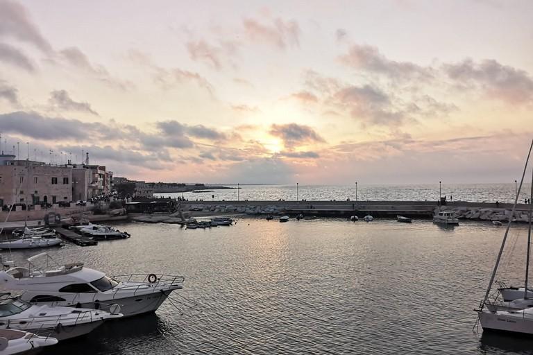 Porto di Giovinazzo