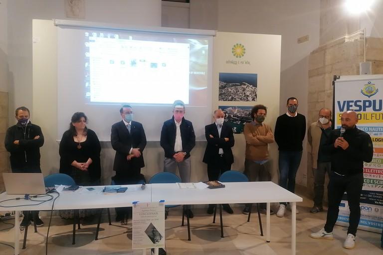 Presentazione Concatenati. <span>Foto Giuseppe Dalbis</span>