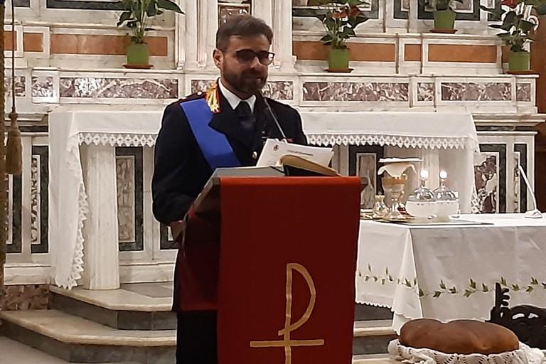 Il maggiore Evangelista Marzano