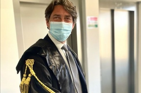 L'avvocato Francesco Mastro