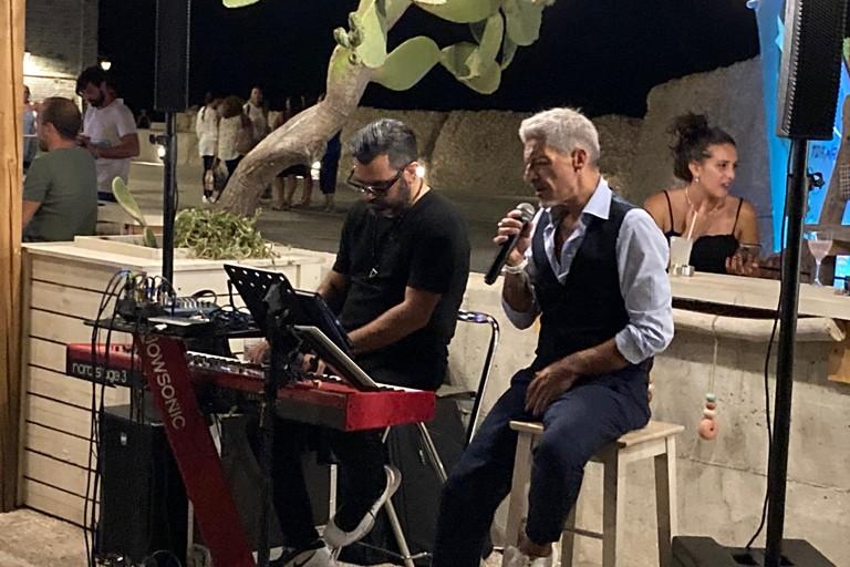 Savio Vurchio e Beppe Fortunato. <span>Foto Marzia Morva</span>