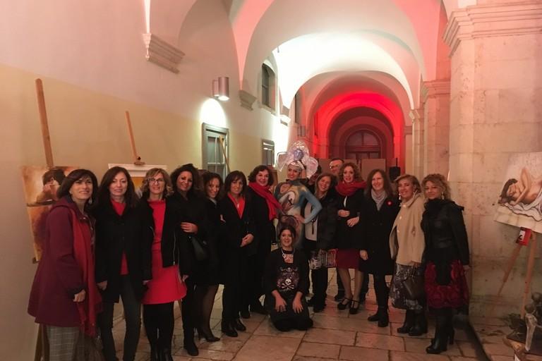 Arte e bellezza alla Cittadella. <span>Foto Marzia Morva</span>