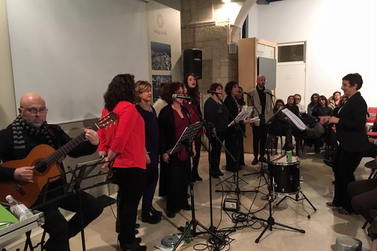 Il Pentasamba a Giovinazzo. <span>Foto Marzia Morva</span>