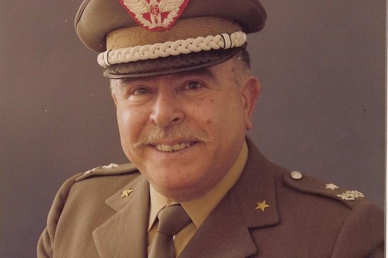 Il Gen. Ottavio Maria Daconto