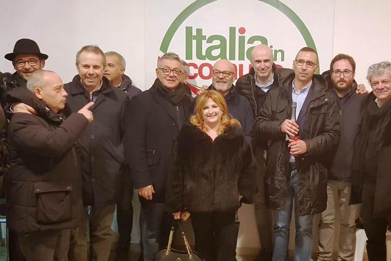 Gli amministratori di Italia in Comune