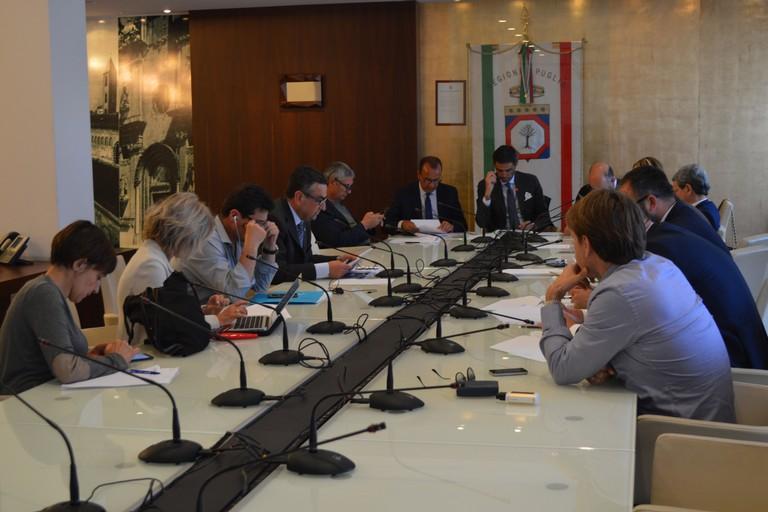 La IV Commissione riunita