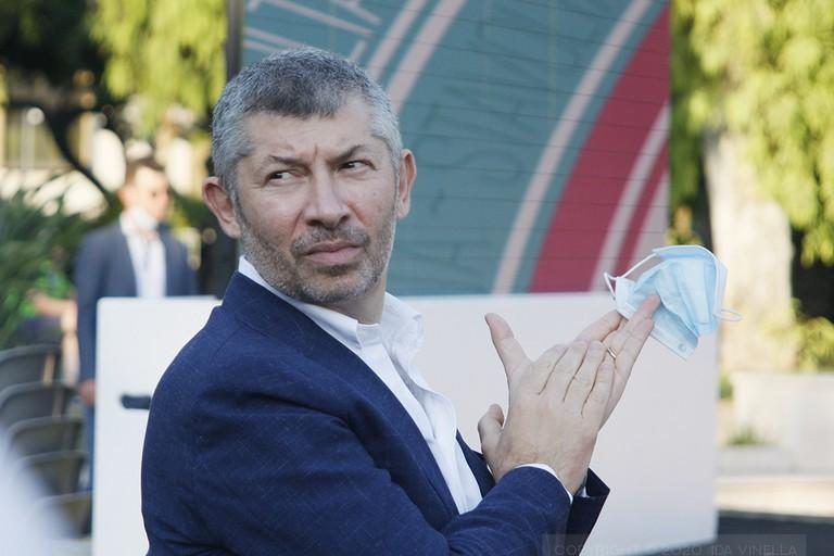 Ivan Scalfarotto. <span>Foto Ida Vinella</span>