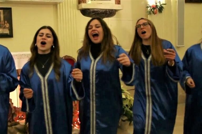 I Jubilee Gospel Singers