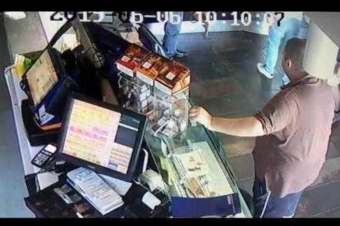 Il ladro senza cuore denunciato dai Carabinieri